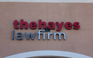 The Hayes Law Firm