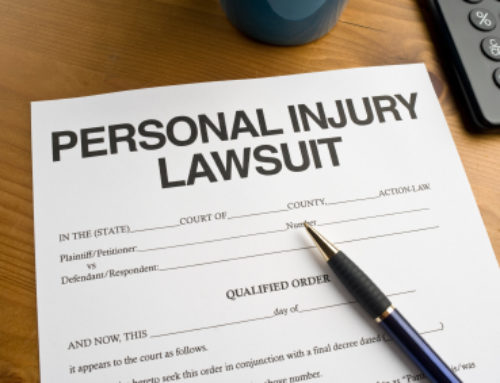 How Long Do I Have to File My Personal Injury Lawsuit?